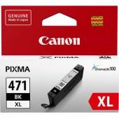 Картридж оригинальный Canon CLI-471XL Bk, Black