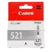 Картридж оригинальный Canon CLI-521GY, Grey