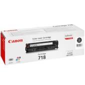 Картридж совместимый Canon 718 Black