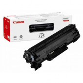 Картридж оригинальный Canon 725 Black