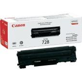 Картридж оригинальный Canon 728 Black