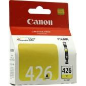 Картридж оригинальный Canon CLI-426Y, Yellow