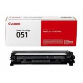 Картридж оригинальный Canon CRG-051 Black
