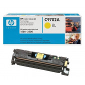 Картридж оригинальный HP C9702A Yellow