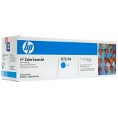 Картридж совместимый HP CB531A Cyan