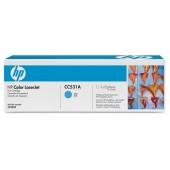 Картридж совместимый HP CC531A Cyan