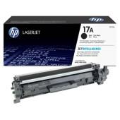 Картридж оригинальный HP CF217A Black