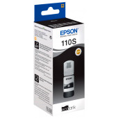 Чернила оригинальные Epson C13T01L14A, EcoTank MX1XX Series Bottle L, Black