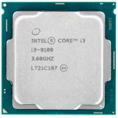 Процессор Intel Core i3-9100 LGA 1151v2