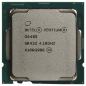 Процессор Intel Pentium G6405 LGA 1200