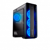"PC Home: ""Multilateral Expand"" Intel Core i5-10400 8Gb DDR4 B460 SSD 240Gb HDD 1Tb"